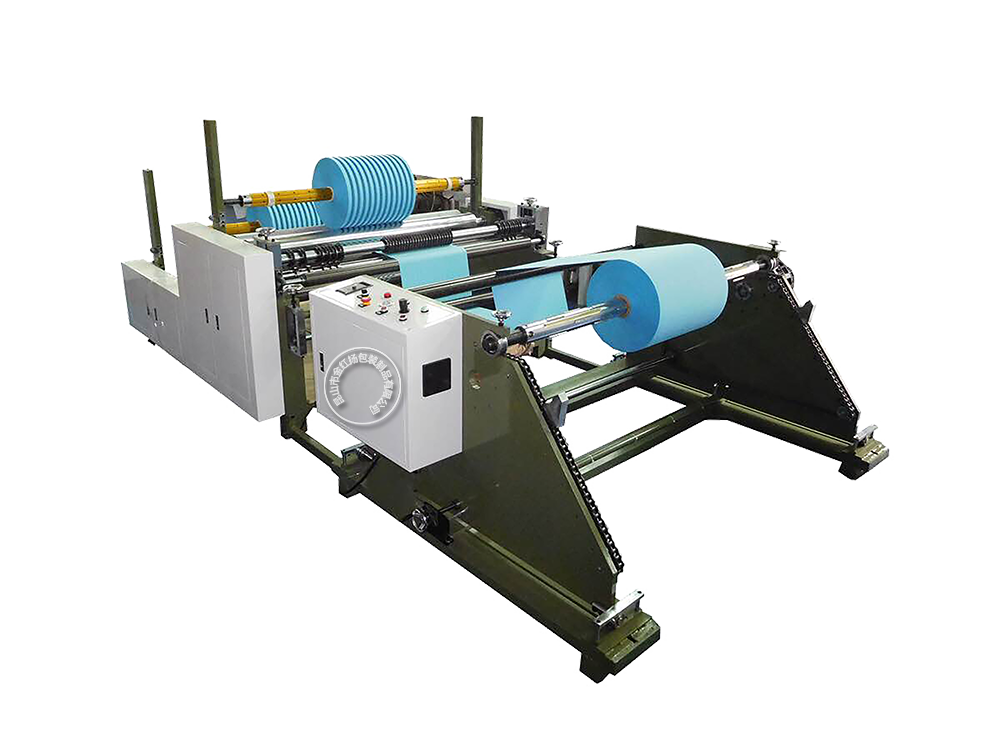 JHY-分条机 Roll-fed Slitting Machine